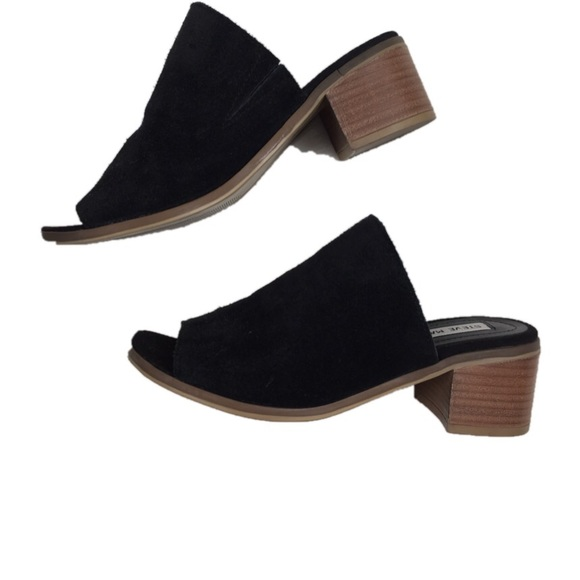NWOB Steve Madden Suede Shoes Size 7.5